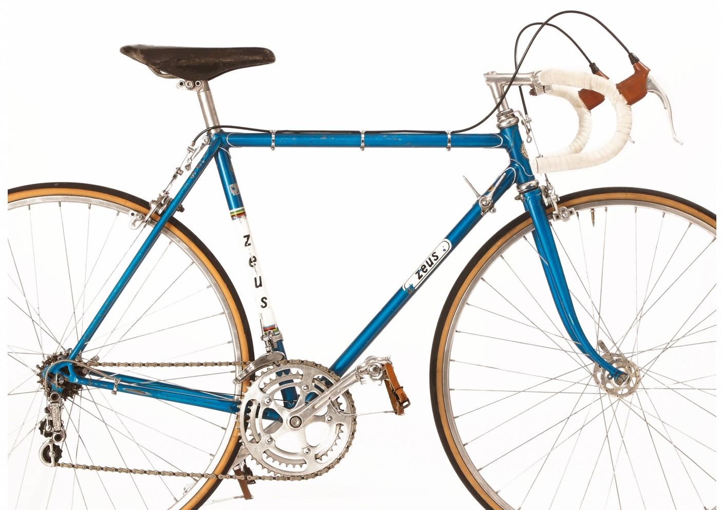 Vintage Bicycle Feature: 1975 Zeus | Mariposa Bicycles