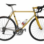 Stainless Steel Road Bicycle