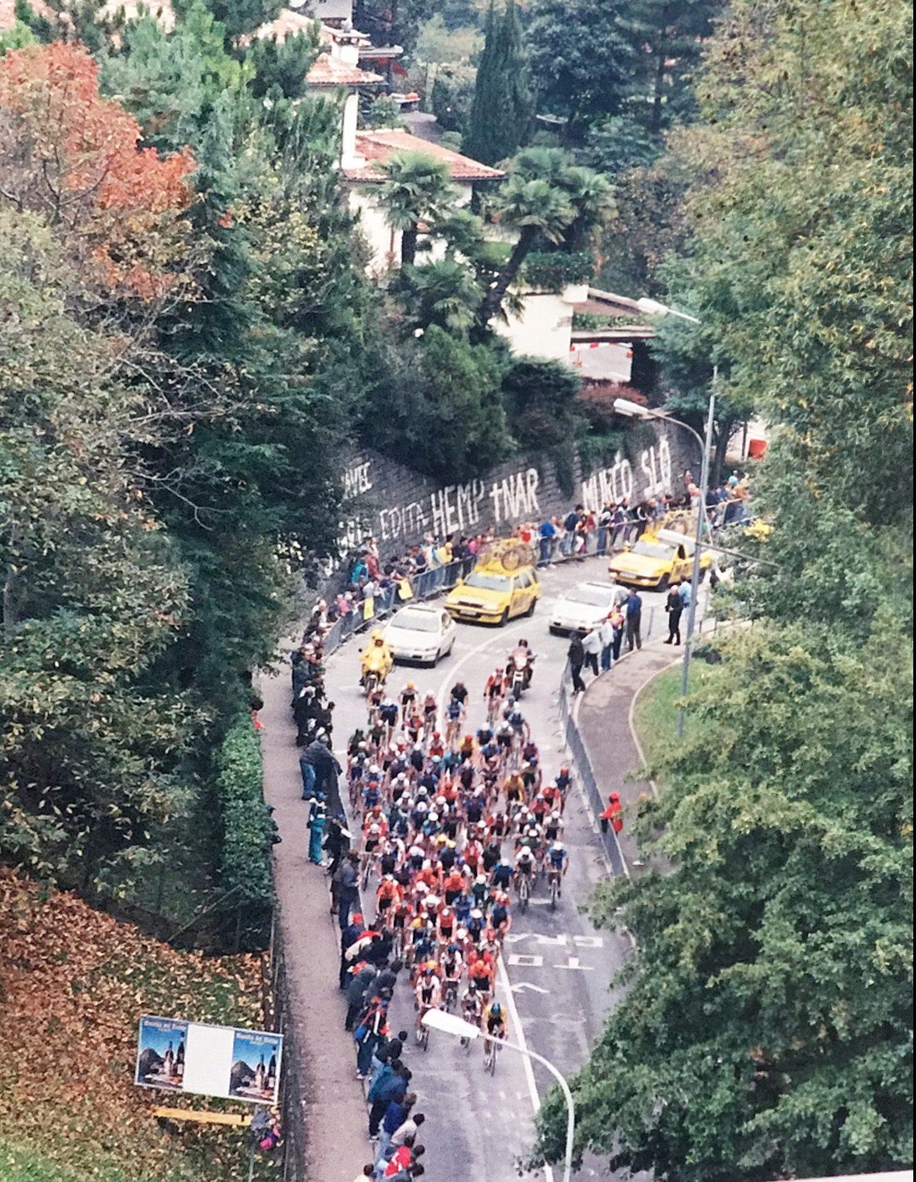 The Best Of Bike Rides: Lugano \'96 | Mariposa Bicycles