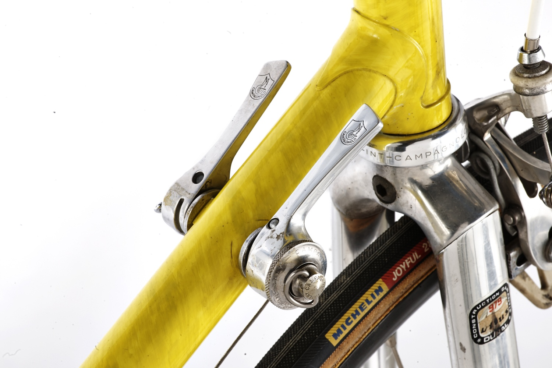Vintage Mariposa Feature: David Harris' 1988 Road Bicycle