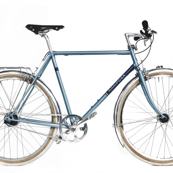 Track Bicycle Size 55cm Mariposa Bicycles